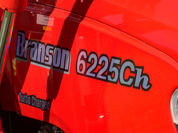 The Branson 6225Ch