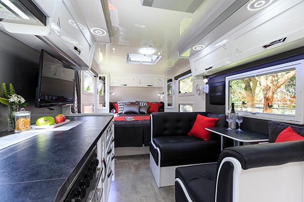 Caravan Layouts