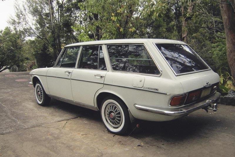 Mazda -1800-wagon
