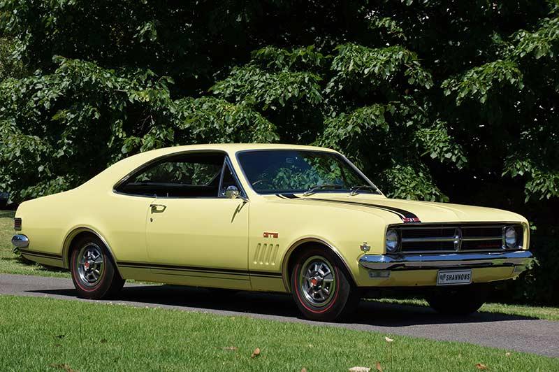 Holden -monaro -hks