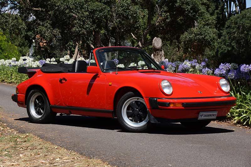 Porsche -911-sc