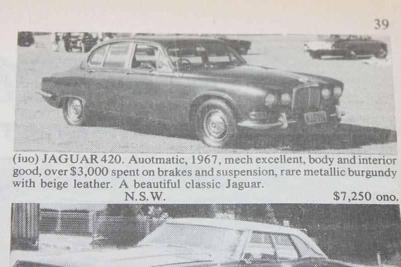 Jaguar -420