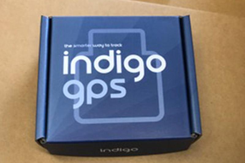 Indigo -gps