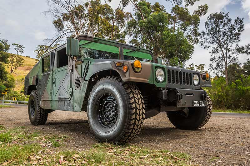 Humvee -1