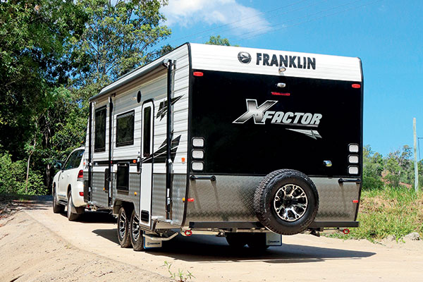 Franklin -X-Factor