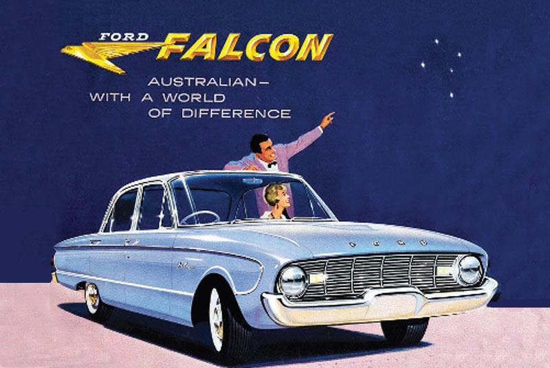 Ford -falcon
