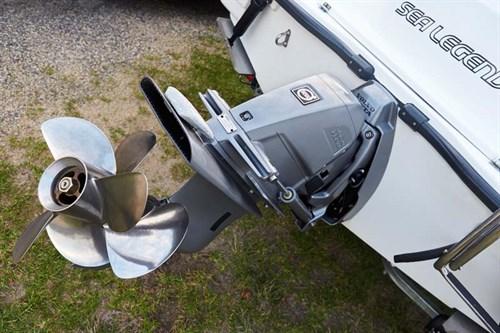 Volvo Penta 240C inboard boat engine