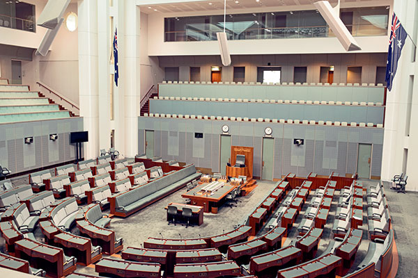 Parliament -House -ACT