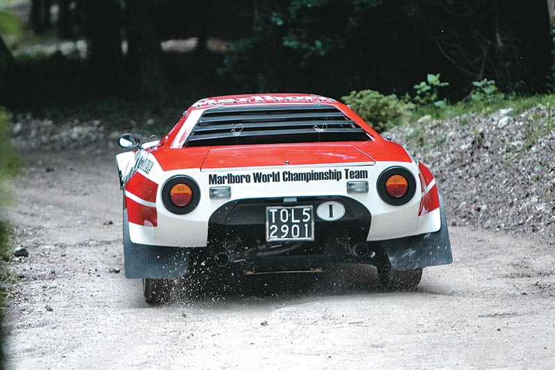 1972 Lancia Stratos Review