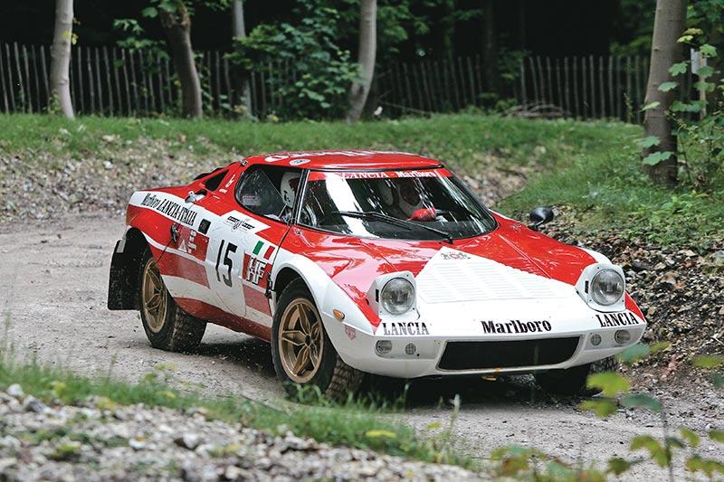 Lancia Stratos Rally 2
