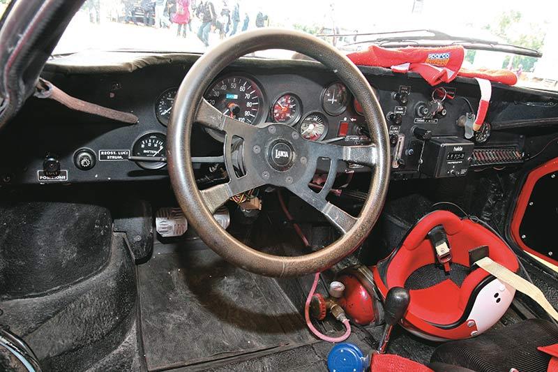Lancia Stratos Dash