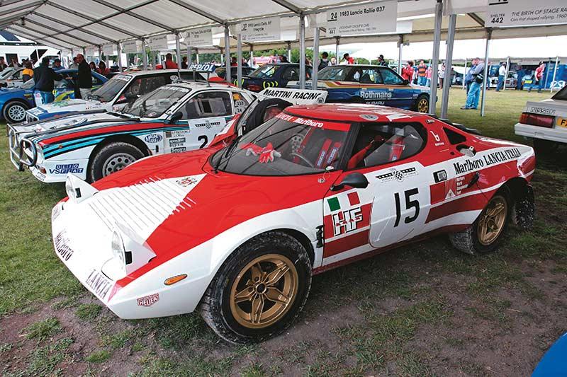 Lancia Stratos 7