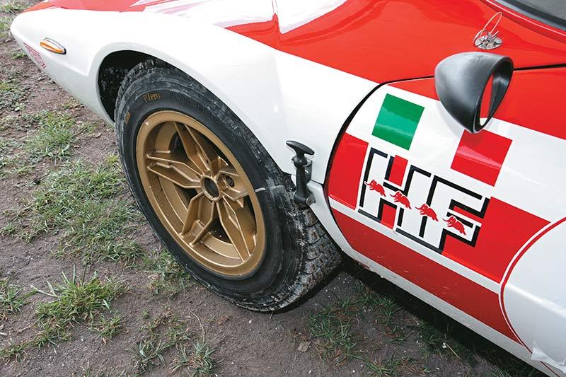 Lancia Stratos Wheel