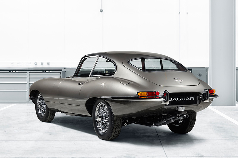 E -type -restoration -rear