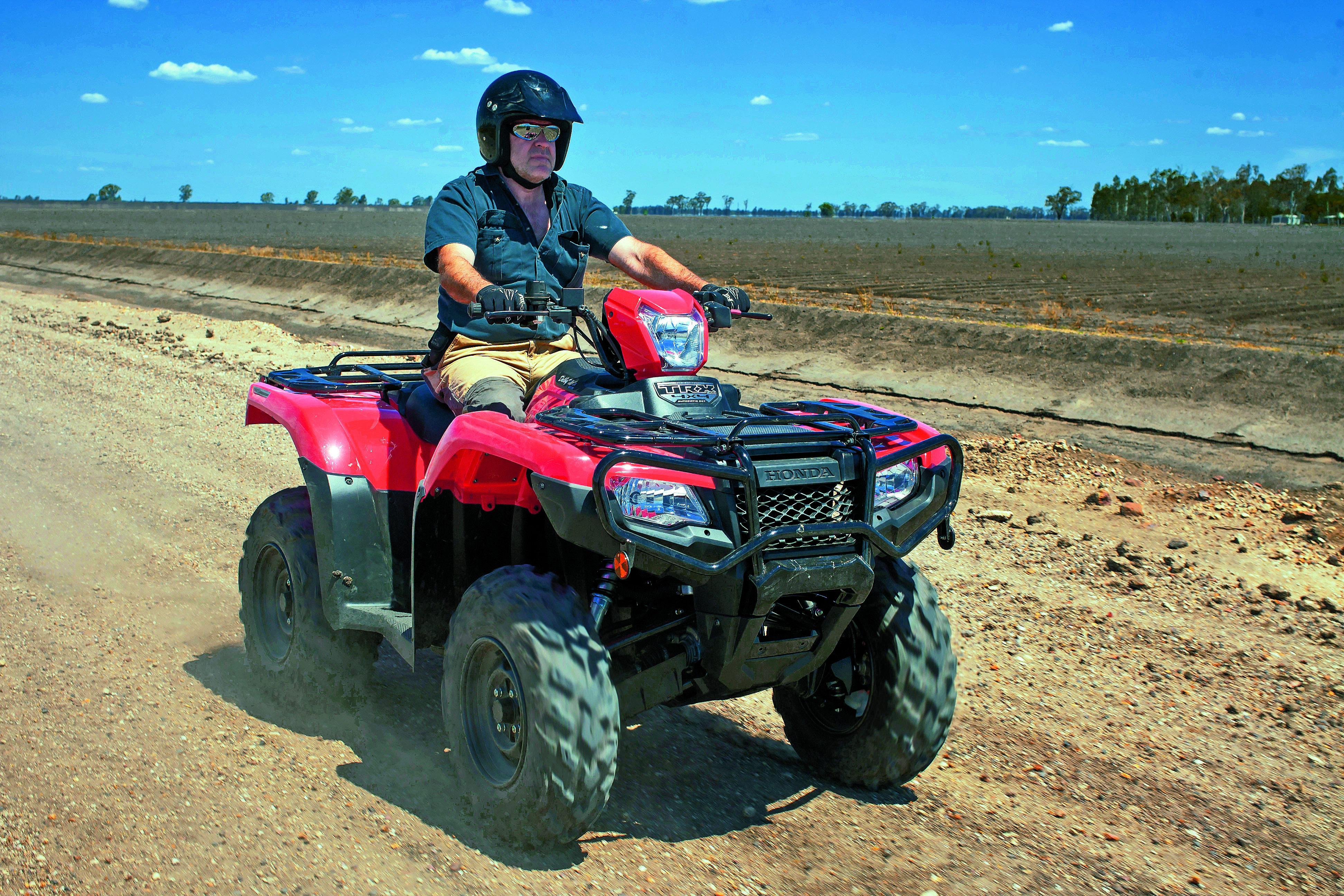 Honda TRX500 FA6 ATV