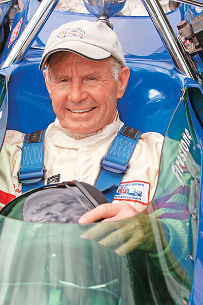 Parnelli Jones Goodwood