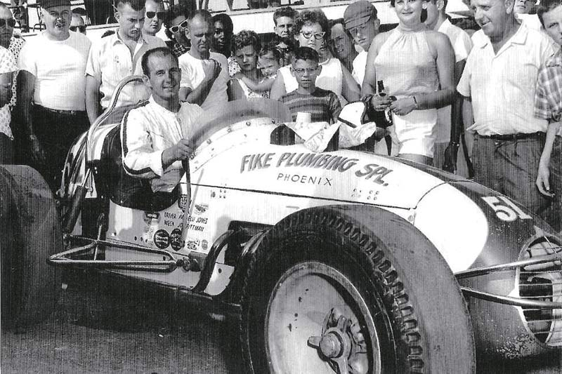 Wheelnut -Parnelli Jones _Jones Dayton 1960
