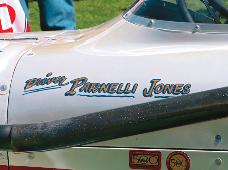 Wheelnut -Parnelli Jones _Unique -Amelia -Parnelli -car