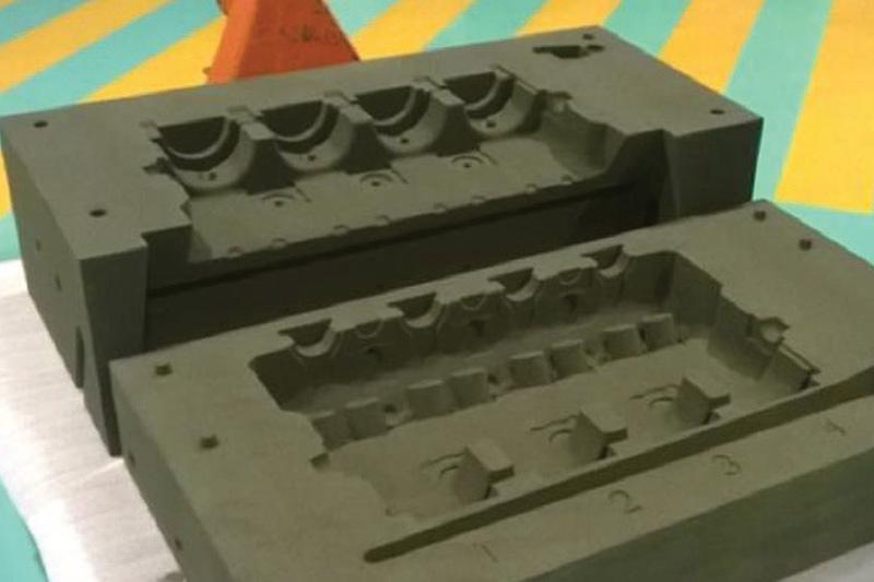 Delage -printed -parts