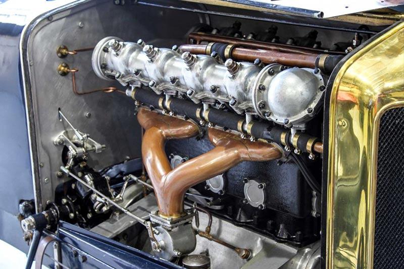 Delage -engine