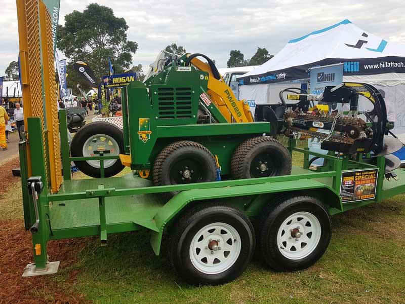 Kanga PW628 loader