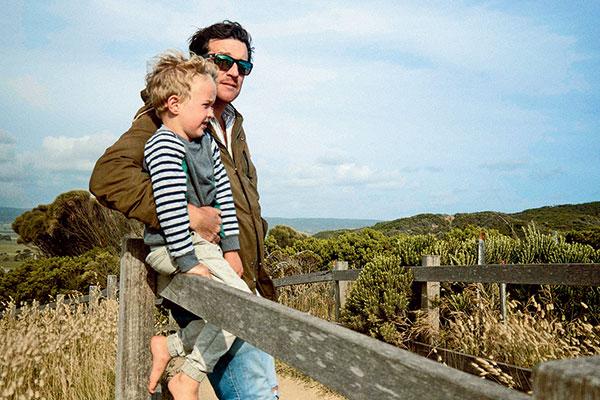 Travis -and -William -in -south -west -Victoria -next -to -the -ocean