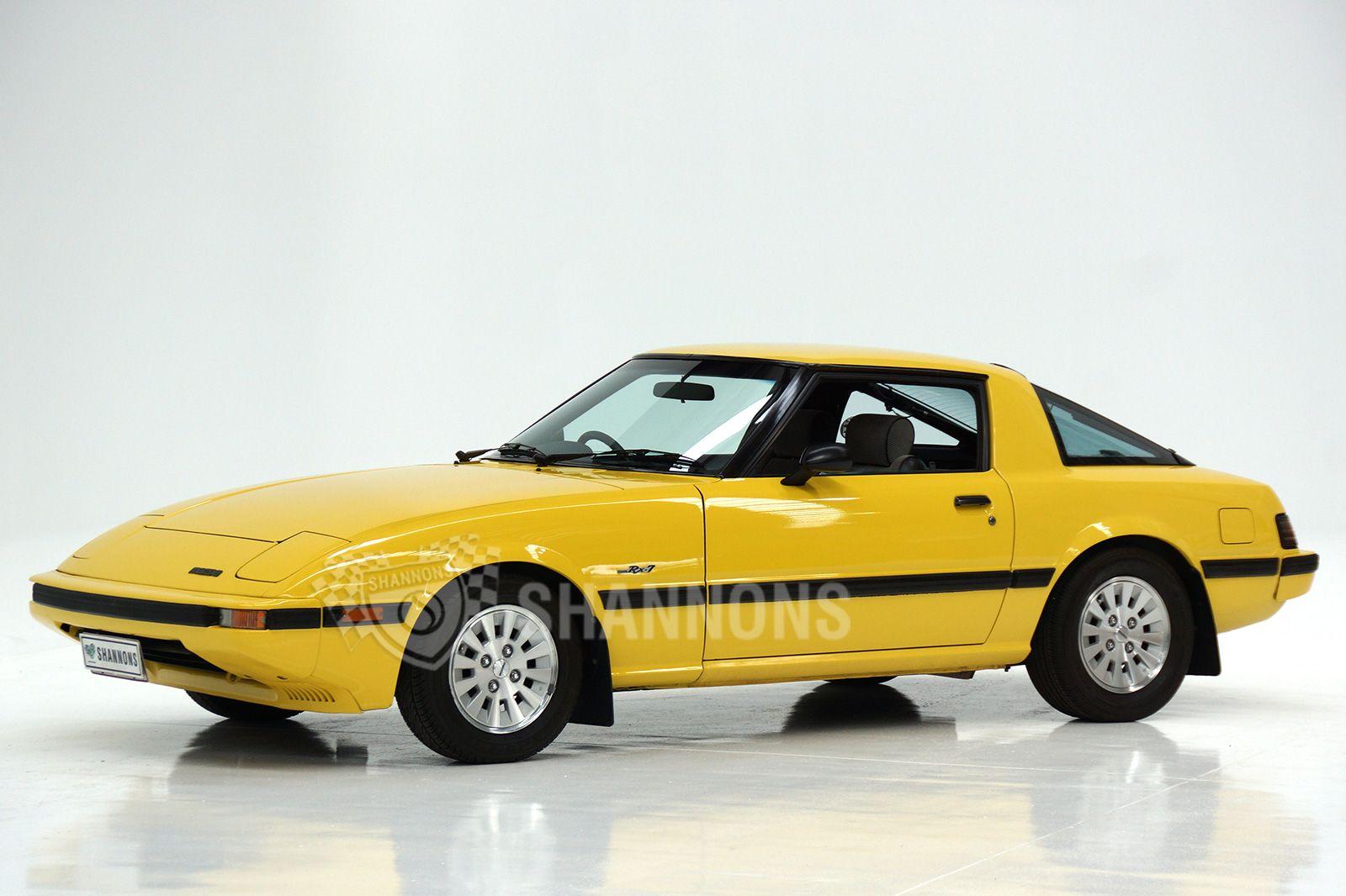 1985 Mazda RX-7 Series 3