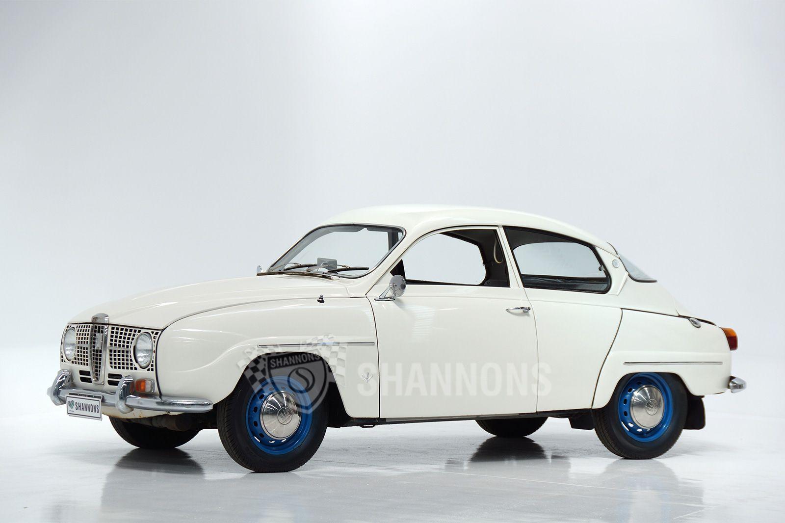 1967 Saab 96 V4