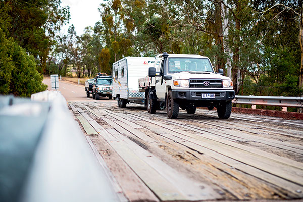Land -Cruser -towing -New -Age -Wallaby