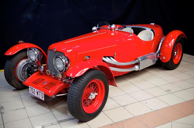 Maserati -tribute