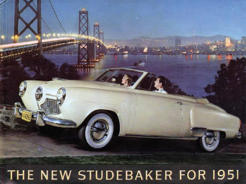 Studebaker -ad