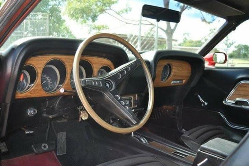 Ford -mustang -cobra -jet -interior