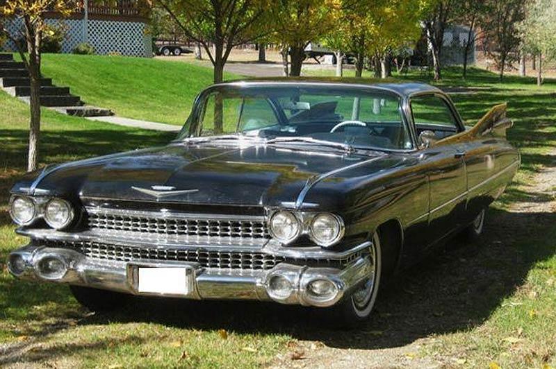Cadillac -coupe -de -ville