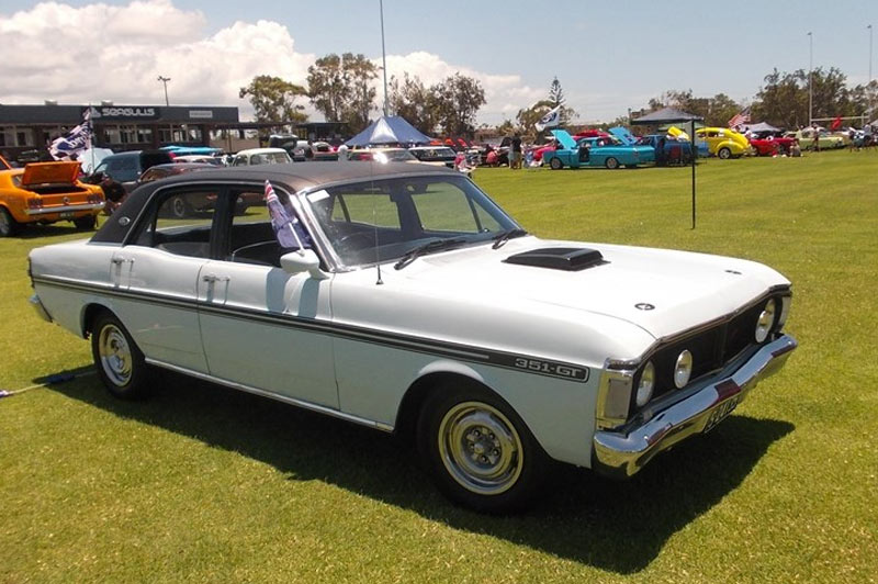 Ford -fairmont -gt -351