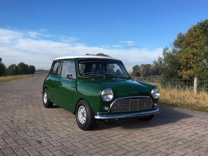 1966 Austin Mk1 Cooper