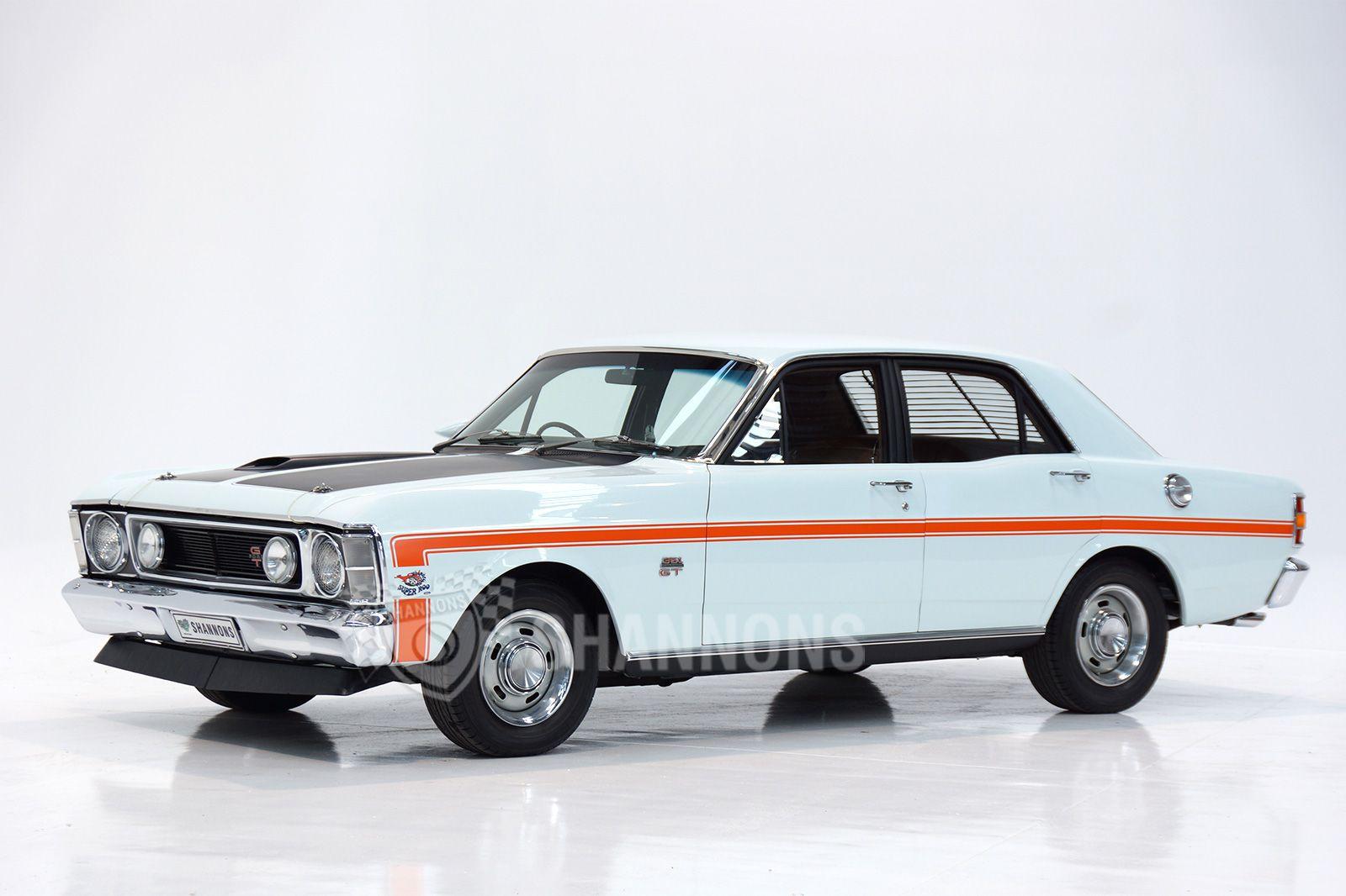 1970 Ford XW Falcon GTHO Phase II