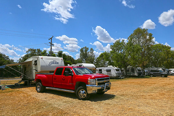 Camping -space -at -The -Showgrounds -in -Chinchilla
