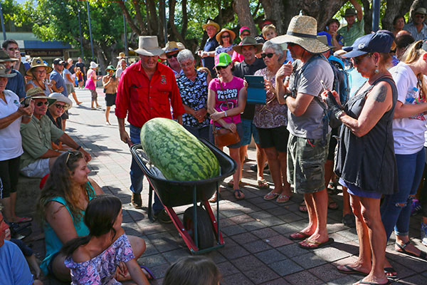 The -Big -Weigh -competition -at -Chinchilla -Melon -Fest