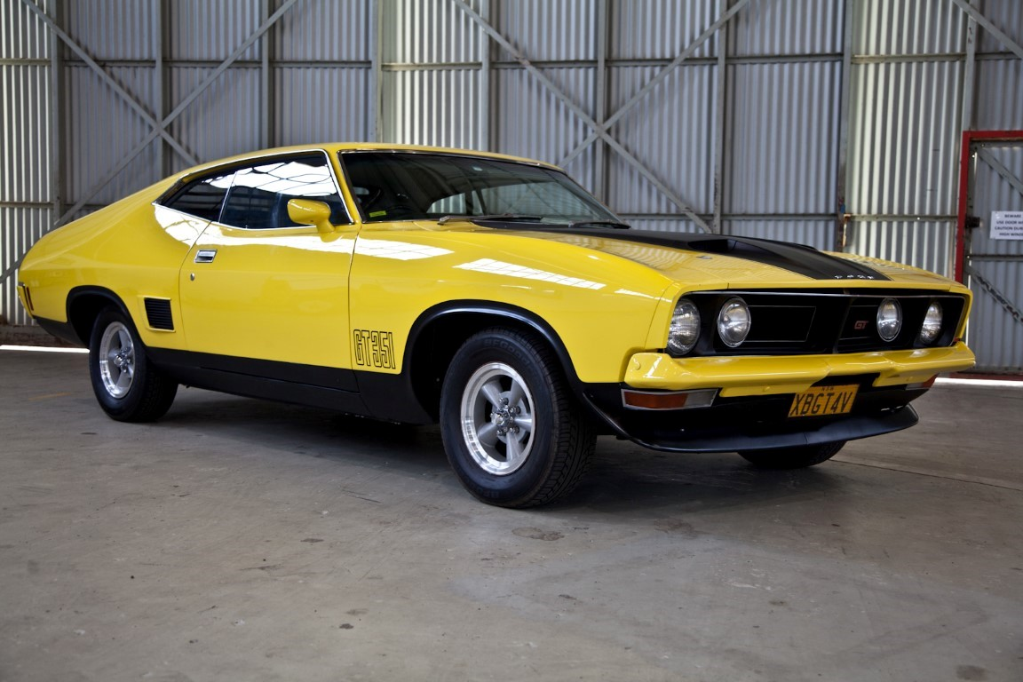 1974 XB Ford Falcon GT