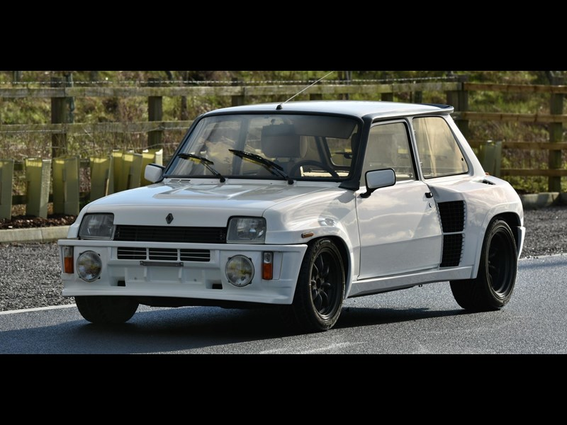 1990 Renault 5 Turbo 2