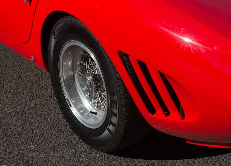 Ferrari -gto -wheel