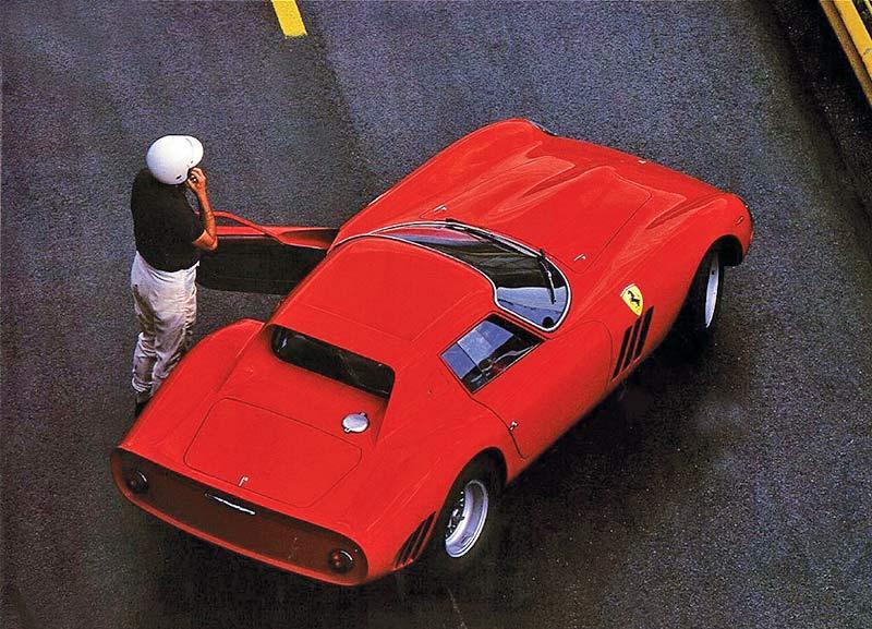 Ferrari -gto