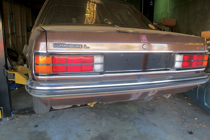 Holden -vc -commodore -rear