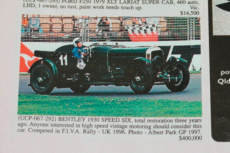 26-bentley -speed -six