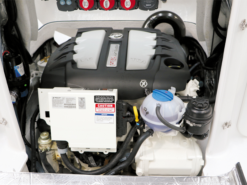 Rayglass Five Engine