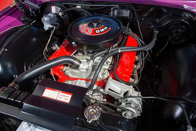 Holden -hq -gts -engine