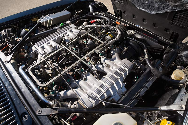 Lister -le -mans -engine -bay