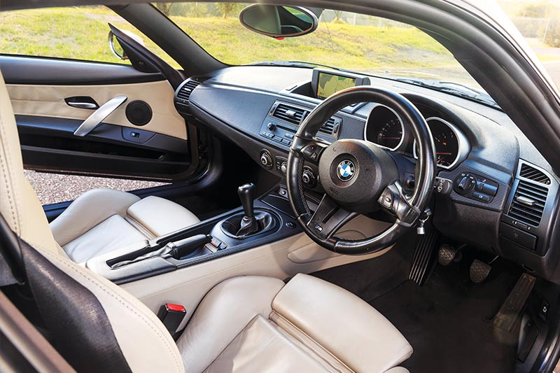 Bmw Z4m Interior Decoratingspecial Com