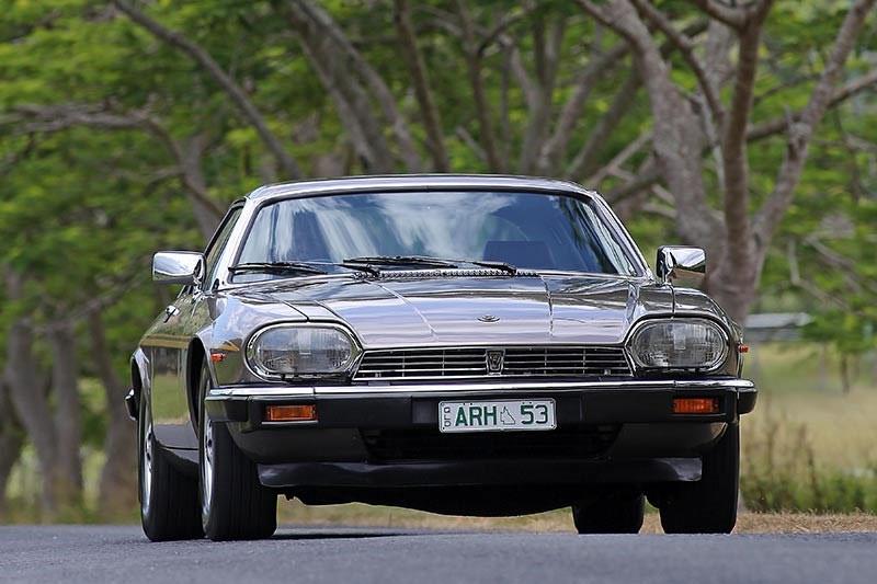 Jaguar -xjs