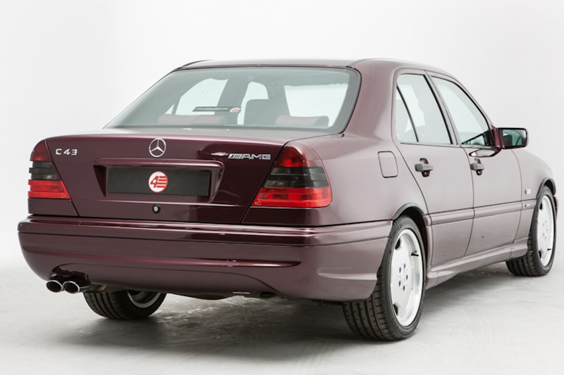 Mercedes -benz -c 43-amg